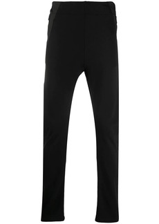 Just Cavalli side-zip pocket trousers