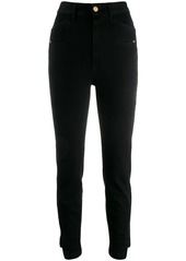 Just Cavalli skinny cropped denim jeans