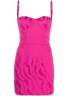 Just Cavalli slim-fit mini dress