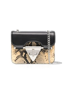 Just Cavalli snake-print crossbody bag