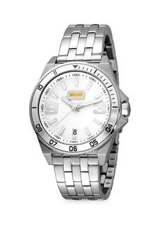 Just Cavalli Sport Stainless Steel Bracelet Watch
