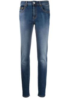 Just Cavalli stonewashed skinny jeans