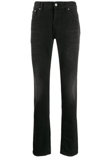 Just Cavalli straight leg stonewashed jeans