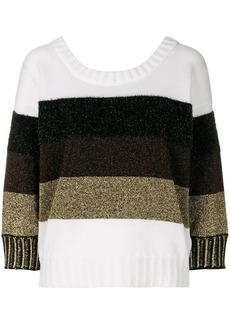 Just Cavalli striped jumper