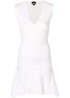 Just Cavalli textured dress