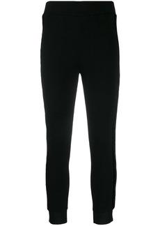 Just Cavalli textured skinny trousers