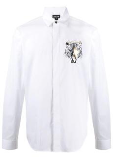 Just Cavalli tiger print regular-fit shirt