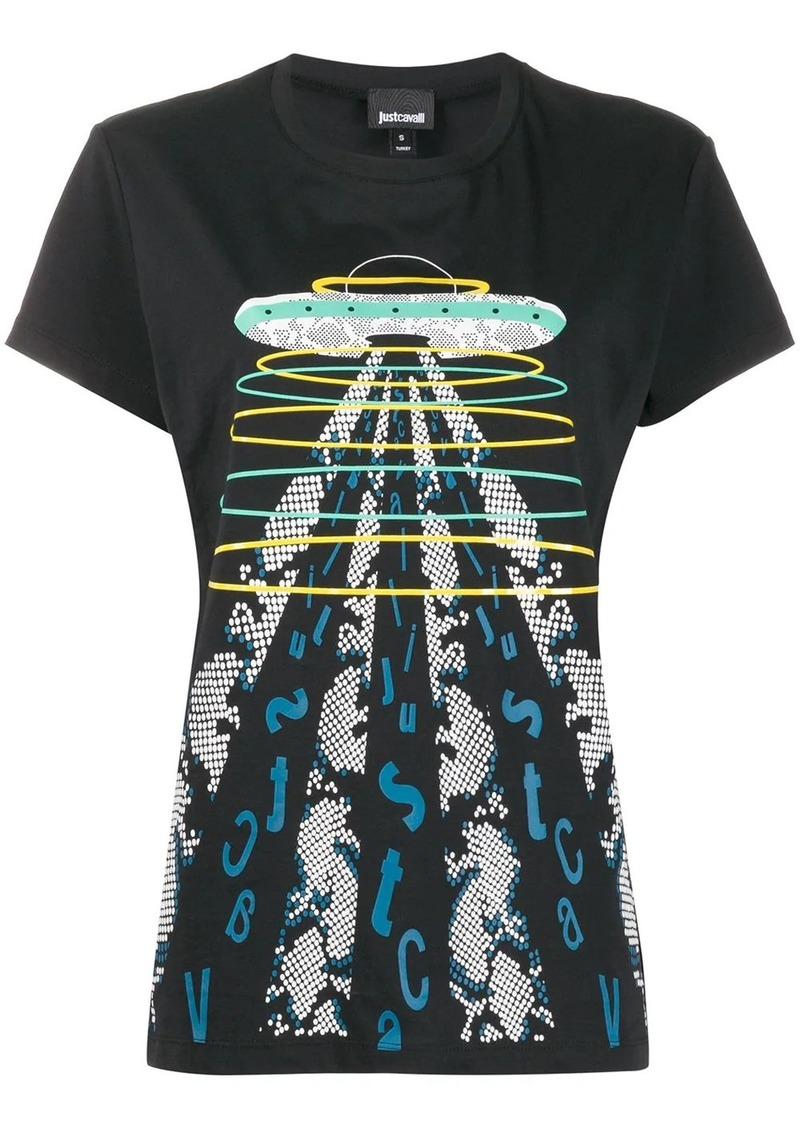 Just Cavalli UFO T-shirt