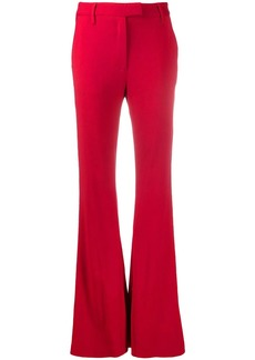 Just Cavalli wide leg tailored trousers