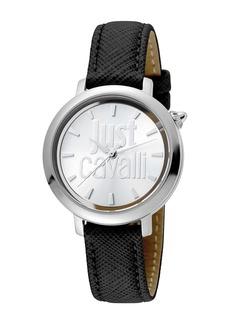 Just Cavalli Women's Logomania Watch, 34mm