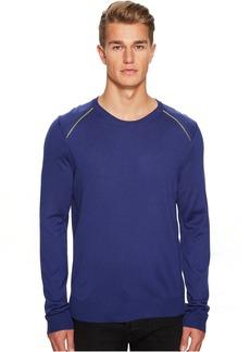 Just Cavalli Zipper Detail Sweater