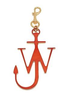 JW Anderson anchor logo keyring