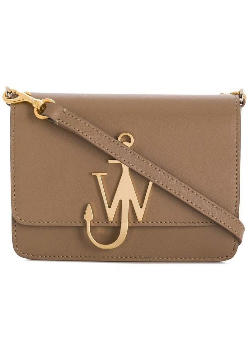 JW Anderson ash anchor logo bag