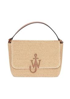 JW Anderson Anchor-logo crossbody bag
