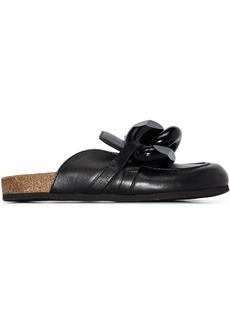 JW Anderson chain-toe slip-on mules