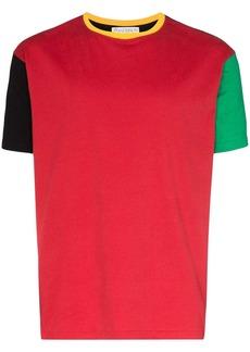 JW Anderson colour-block T-shirt