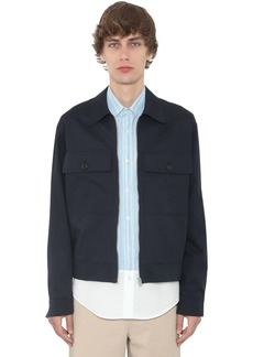 JW Anderson Cotton Canvas Work Wear Jacket
