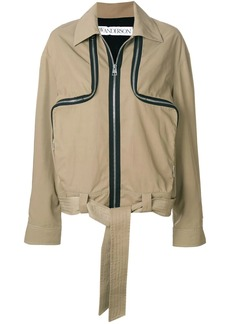 JW Anderson cumin two-way zipper utility jacket