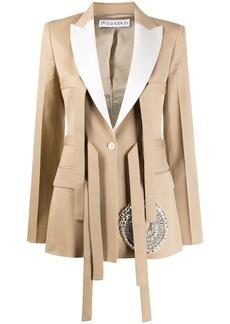JW Anderson Diamante tailored jacket