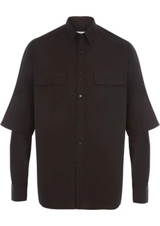 JW Anderson DOUBLE CUFFS SHIRT