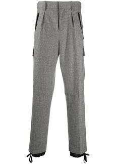JW Anderson double-hem cargo trousers