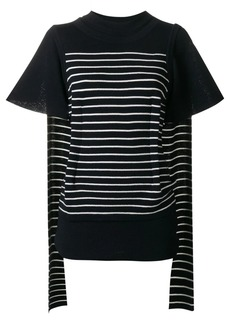 JW Anderson double layer-sleeve T-shirt