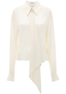 JW Anderson draped front blouse