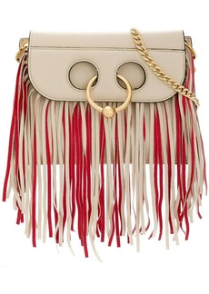 JW Anderson fringe shoulder bag