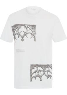 JW Anderson Gates print T-shirt