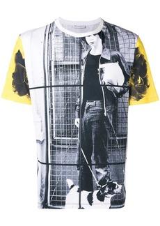 JW Anderson Gilbert & George dog boy allover print t-shirt