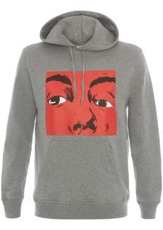 JW Anderson graphic print hoodie