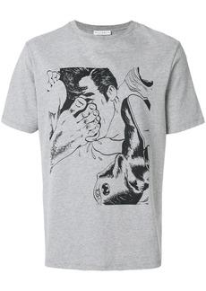 JW Anderson Footprint T-shirt