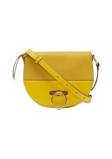 JW Anderson Leather Latch Saddle Bag