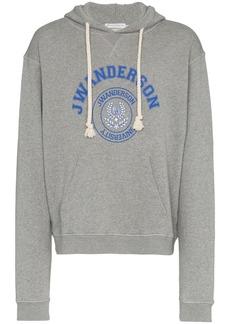 JW Anderson University Print Hoodie