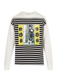 JW Anderson X Gilbert & George-print T-shirt