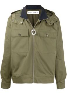 JW Anderson puller zip-up jacket