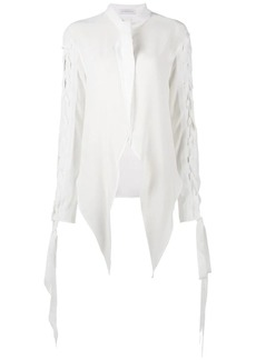 JW Anderson long sleeve pointed shirt