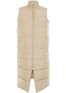 JW Anderson LONG SLEEVELESS PUFFER JACKET