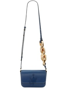 JW Anderson Midi Anchor Chain Leather Bag