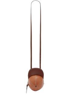 JW Anderson Midi Cap Leather Bag