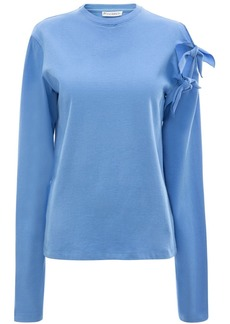 JW Anderson multiple knots long sleeve T-shirt