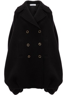 JW Anderson oversized double-breasted coat