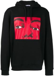JW Anderson printed hoodie