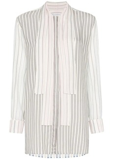 JW Anderson PYJAMA STRIPE BUTTONDOWN SHIRT