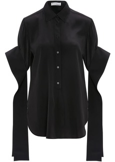JW Anderson exaggerated sleeves shirt