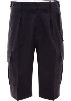 JW Anderson straight-leg cargo shorts