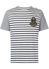 JW Anderson striped logo T-shirt