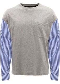 JW Anderson tailored-sleeve T-shirt