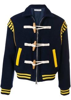 JW Anderson varsity wool jacket