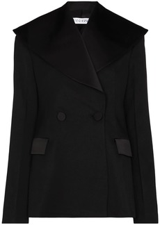 JW Anderson wide lapels double-breasted blazer